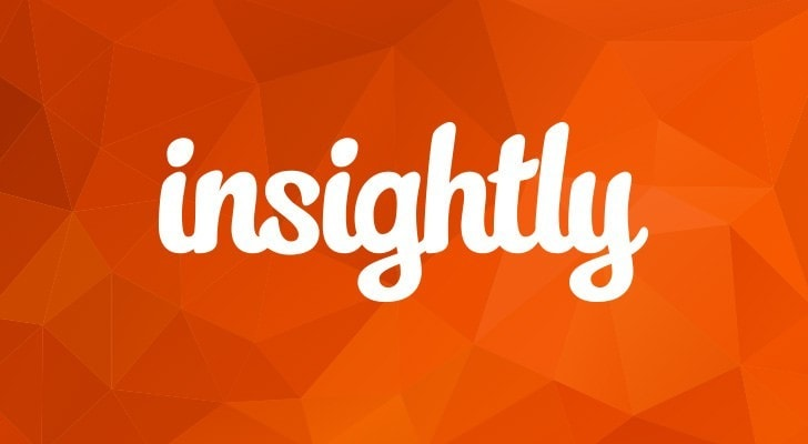 Customer Management Softwares - Insightly