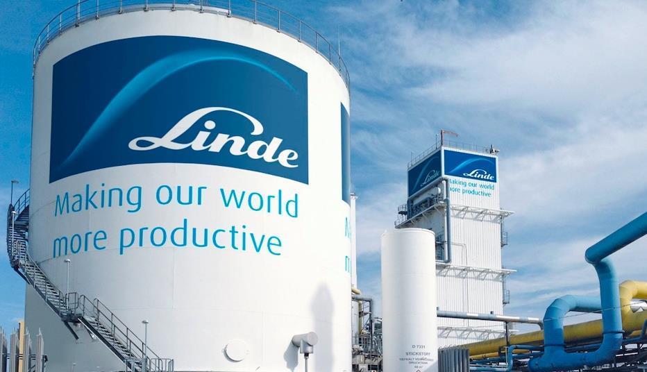 Linde plc, Ireland
