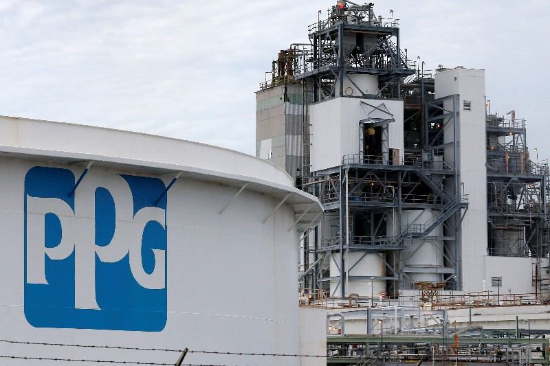 PPG Industries, US