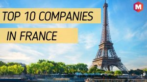 Top 10 Companies in France