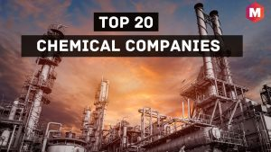 Top 20 Chemical companies.