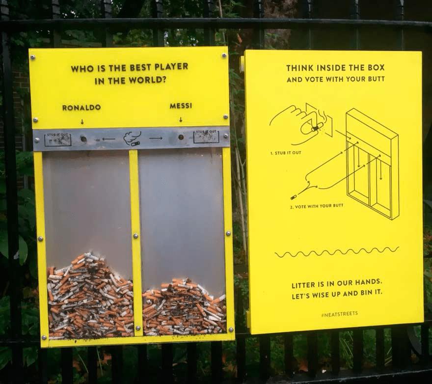 Examples of Social Advertising