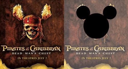 Pirates of the Caribbean & Disney